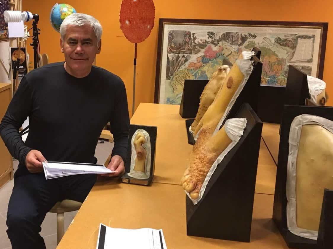 Профессор Заславский Д.В. принял участие в Дне Истории Дерматологии (History Day)