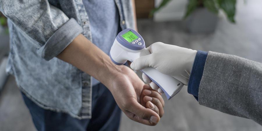 Меры предупреждения возникновения и распространения случаев заболевания коронавирусной инфекции на АЭМТ